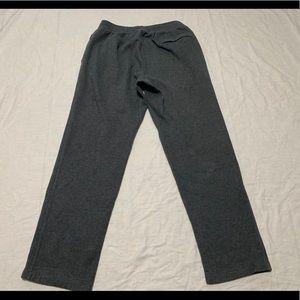 Nike Pants - Nike Club Swoosh Logo Fleece Pants
